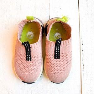 Zara sock style sneakers size 21